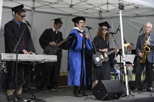 Connecticut College  Commencement