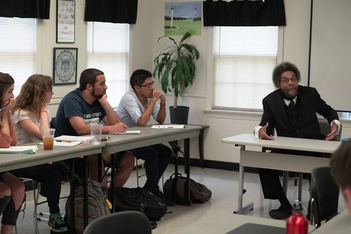 CCSRE seminar with Cornel West