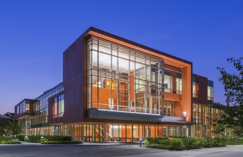 Adelphi University Nexus, Location: Garden City NY, Architect: Ballinger